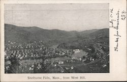 From West Hill Postcard