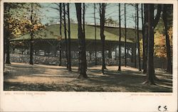 Whalom Park Theatre Postcard