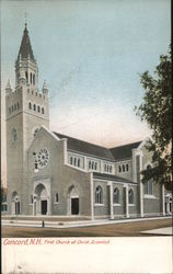 First Church of Christ Scientist Postcard