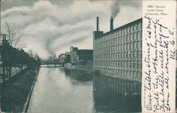 Second Level Canal Postcard