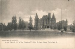 General view of the Knights of Pythias Orphans Home