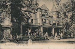Bishop's House Postcard