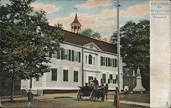 Old Court House and Firemen's Monument