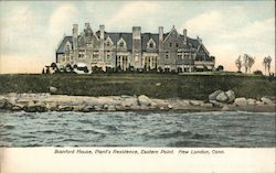 Branford House, Plant's Residence, Eastern Point