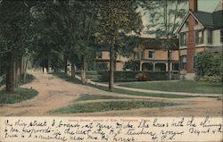 Union Street, corner of Elm