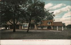 Springhaven Country Club House