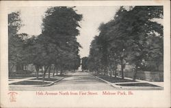 16th Avenue North fromFirst Street