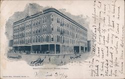 Manufacturers Hotel Postcard