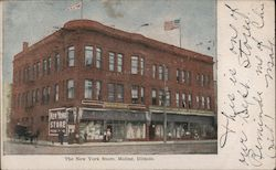 The New York Store Postcard