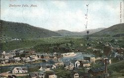 Shelburne Falls, Mass. Postcard