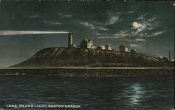 Long Island Light, Boston Harbor
