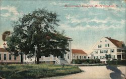 Mountainside Hospital Postcard