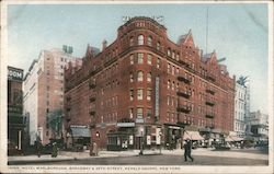 Hotel Marlborough, Broadway and 36th Street, Herald Square