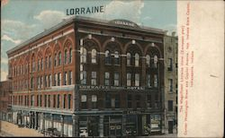 The Magnificent Lorraine hotel Postcard