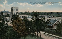 Bird's Eye View of Gospel Trumpet Office and Old Peoples' Home