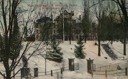 Main Building I.S. and S.O. Home Postcard