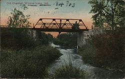 Old Channel Postcard