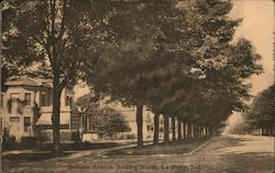 Indiana Avenue, looking North Postcard