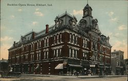 Bucklen Opera House Postcard