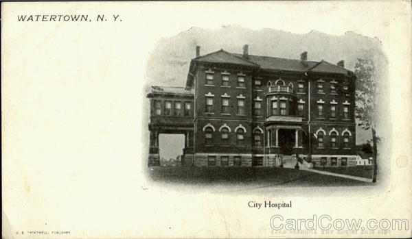 City Hospital Watertown New York