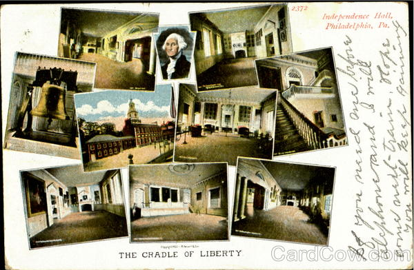 The Cradle Of Liberty Philadelphia Pennsylvania