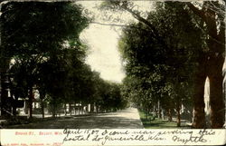 Broad St Postcard