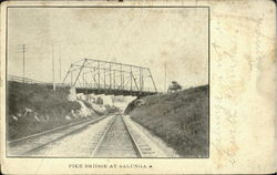 Pike Bridge At Salunga