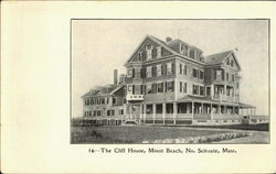 The Cliff House, Minot Beach