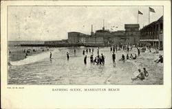 Bathing Scene