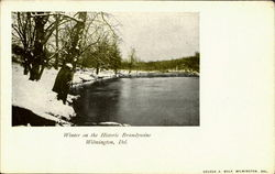 Winter On The Historic Brandywine
