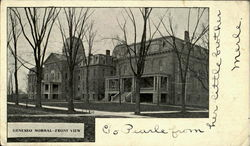 Geneseo Normal School Front View