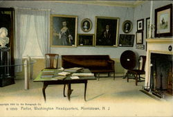 Parlor Washington Headquarters