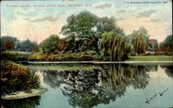 Clark's Island, Branch Brook Park