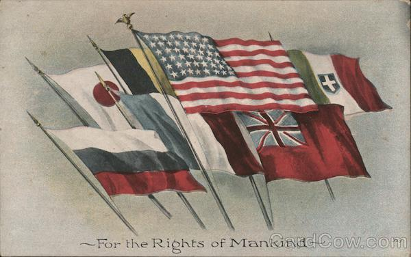 For the Rights of Mankind Political