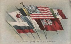 For the Rights of Mankind