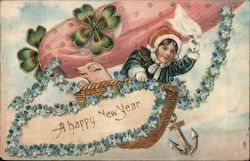 A Happy New Year - Dirigible