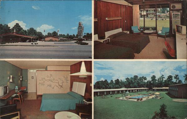 Howard Johnson's Motor Lodge and Restaurant Jacksonville Florida