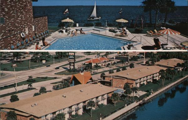 Howard Johnson's Motel Titusville Florida