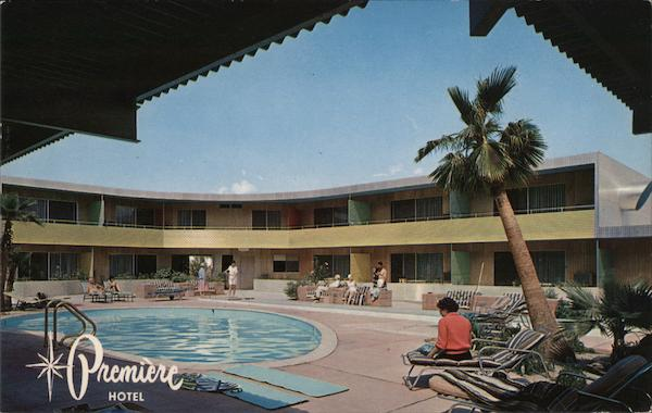 Premiere Hotel Palm Springs California