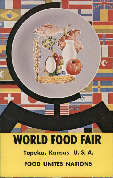 World Food Fair Topeka Kansas