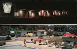 Fishkill Motel Postcard