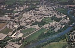 Aerial View of Campus - The University of Western Ontario