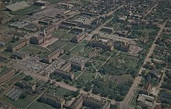 Air View of Oklahoma State University