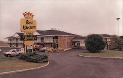 Best Western Inn at Hensley's Postcard