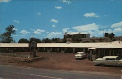 Lone Pine Lodge Postcard