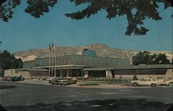 Fremont County Court House Postcard
