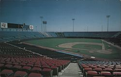 Arlington Stadium Home of the Texas Rangers Postcard