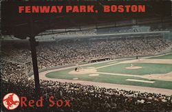 Fenway Park, Boston Red Sox Postcard