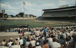 Kansas City Municipal Stadium - Home of the Athletics Postcard