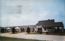 Orange Prairie Lodge Postcard